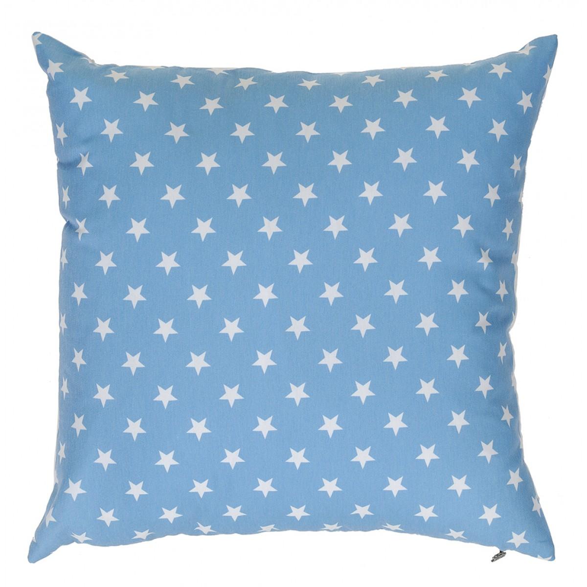 Throw Pillows With Stars : Star Throw Pillow blue throw pillows
